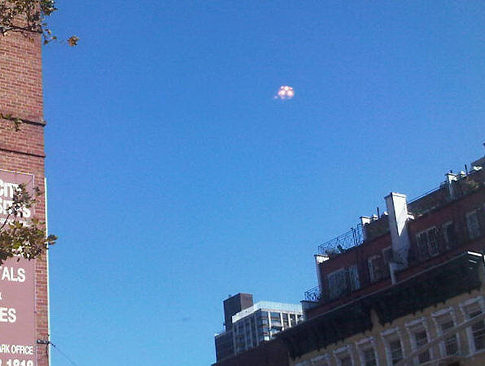 UFO over New York October 13, 2010 via @jasondiamond