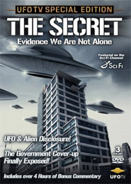 UFO - The Secret - Evidence We Are Not Alone