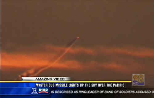 Mysterious submarine missile launch not an accident
