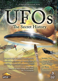 UFOs: The Secret History 3-DVD Special Edition